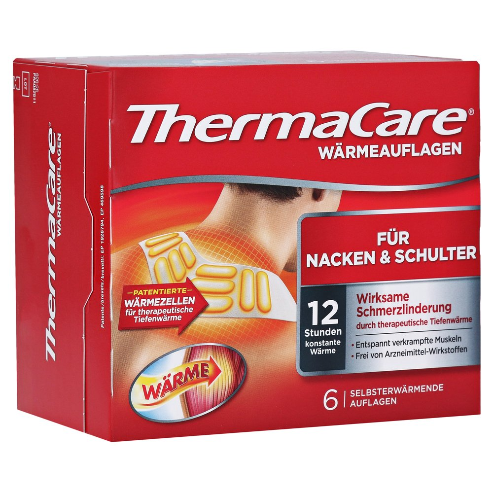 ThermaCare Nacken