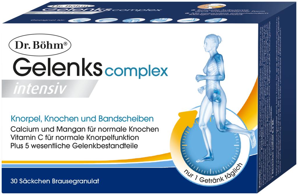 Dr Böhm Gelenkscomplex intensiv
